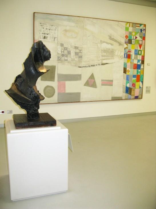 Konstverk ur muséets samling