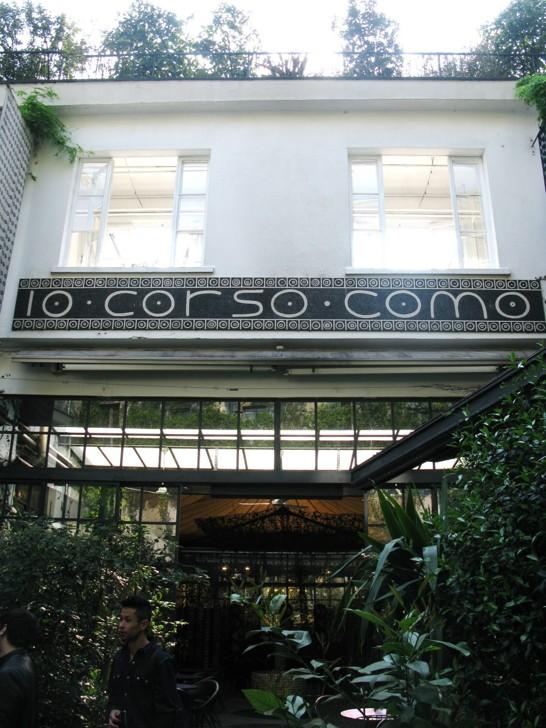10 Corso Como - butik och resto