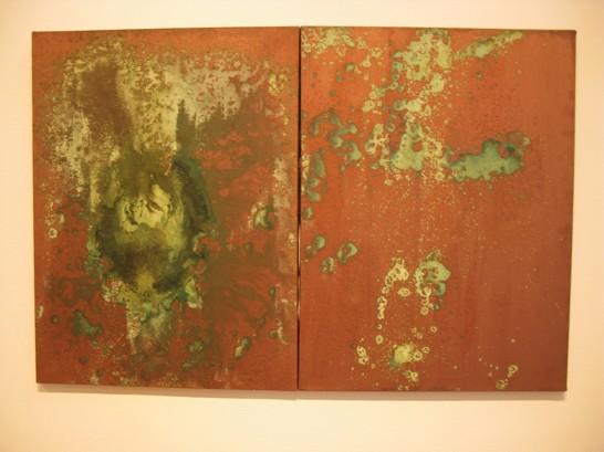 Warhols oxiderade urintavlor