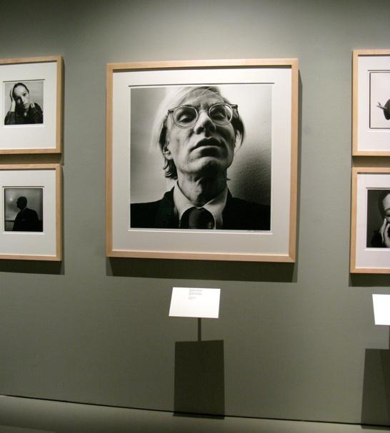 Hans Gedda (f. 1942), Andy Warhol 1976