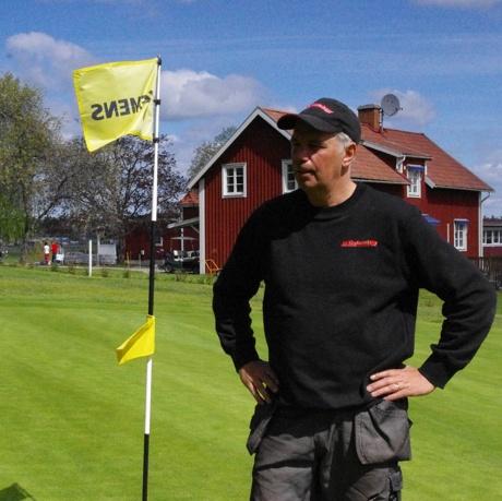 Janne Carlsson, Finspångs GK