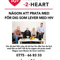 heart 2 heart affisch