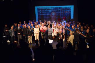 Posithiva Gruppens 30-årsjubileum 2015.