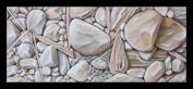 Måsägg 2012 olja 80 x 40 cm SÅLD