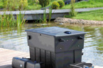 Filter & reningsverk till dammar