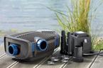Pumpar & filterpumpar till dammar
