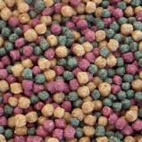 4. Fiskfoder granulat 5lit