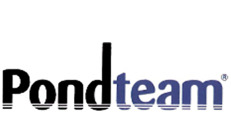 Pondteam logo - Dammprodukter