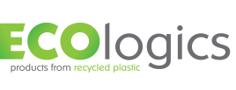 Ecologics logo  - Ecolat kantband