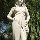 Trädgårdskonst Staty Dione