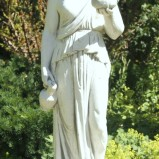 Trädgårdskonst Staty Fontana