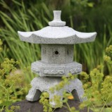 Japanskt hus Rokkaku Yukimi