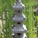 Japanskt hus Pagod