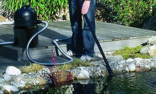 dammsugare för dammar och pooler
