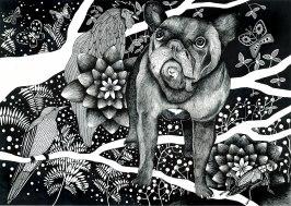 Den franska hunden