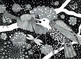 Fågelskri