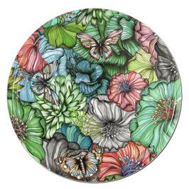 Flower power - Flower power green 38 cm