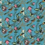 Bugs & Butterflies Turqouise
