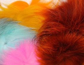 Fox hair / Marble