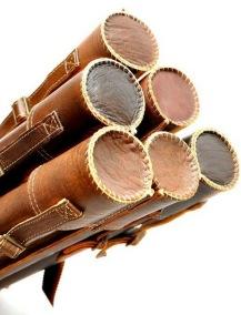 Rod tubes -