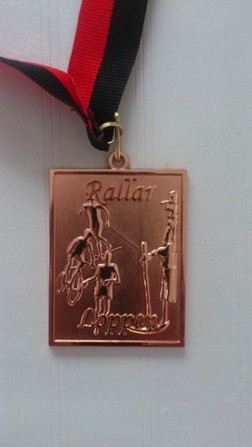 Rallarmedaljen
