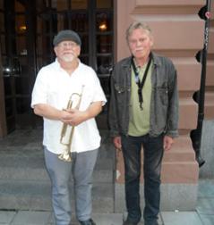 Ulf Adåker och Krister Andersson