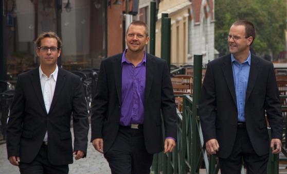 GotlandsMusiken Jazz trio