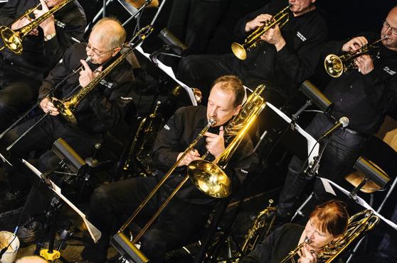 High Coast Jazz Orchestra - foto Lia Jacobi