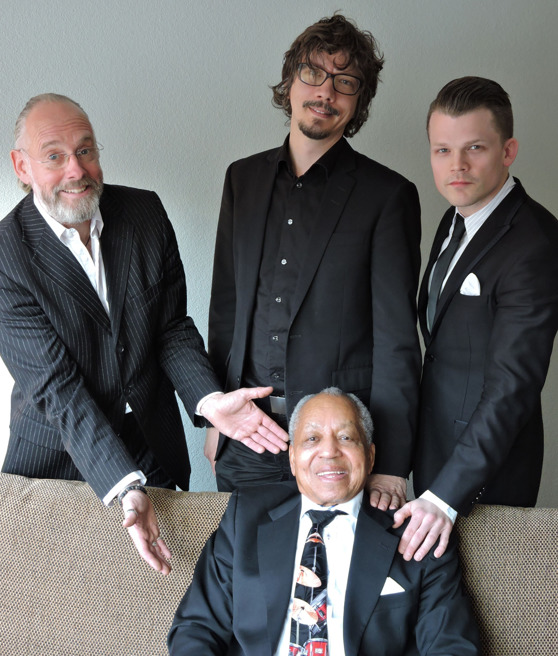Ronnie Gardiner Quartet - foto Nilla Domnerus