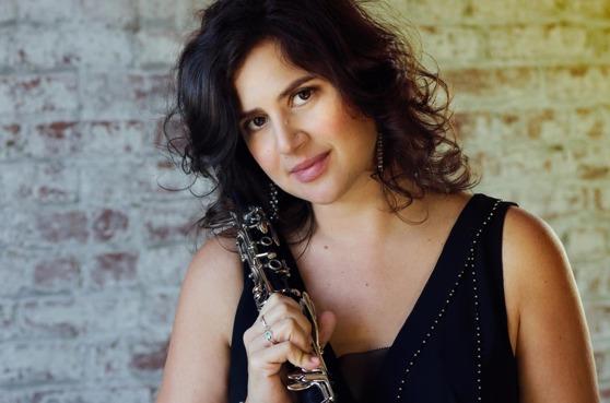 Anat Cohen - foto Augusta Sagnelli