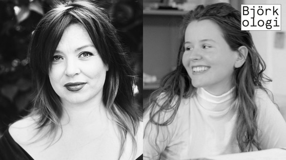Stina Agustsdottir sång och Anna Greta Sigurdardottir