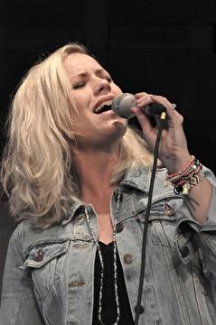 Hannah Svensson. Foto Pelle Lundberg