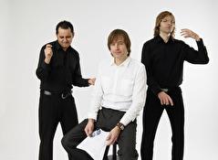 Jan Lundgren Trio. Foto Martin Magntorn