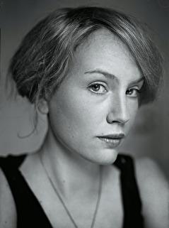 Sarah Riedel. Foto Thron Ullberg