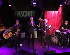 Mainline Jazz Collective på Fasching