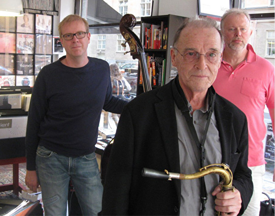 Hans Backenroth, Bernt Rosengren, Bengt Stark