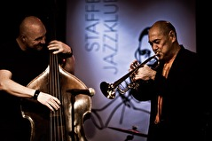 Lars Ericsson och Roy Okutani. Foto Tina Stafrén