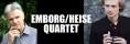 Emborg/Heise Quartet - tors 13 sept