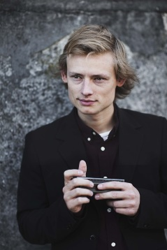 Mathias Heise. foto Ulrik Jantzen