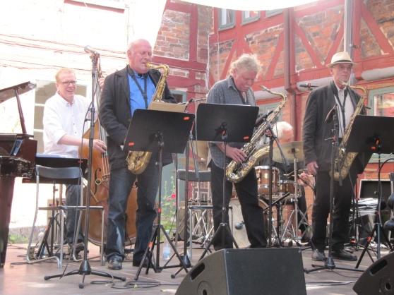 Tre tenorer - Nisse Sandström, Krister Andersson och Bernt Rosengren