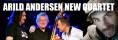 Arild Andersen New Quartet  tis 5 feb