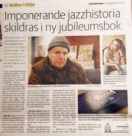 Länstidningen 16 jan 2019 Sara Strömberg