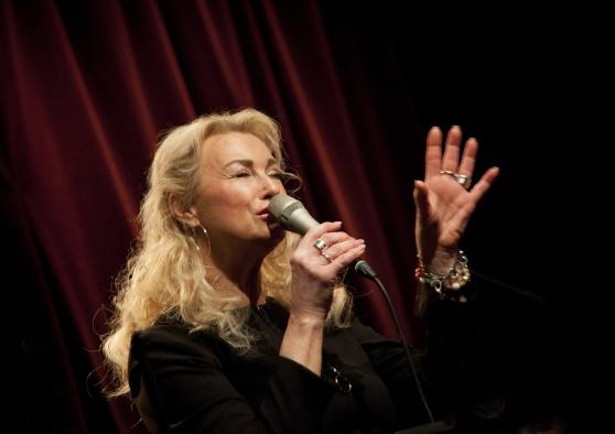 Elisabet Melander. foto Leon Hamnede