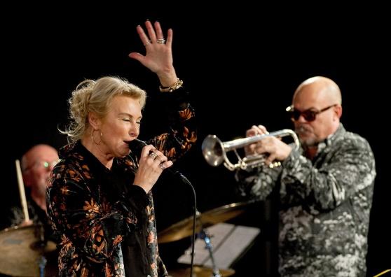 Elisabeth Melander & Anders Bergcrantz. foto Lasse Fagerberg