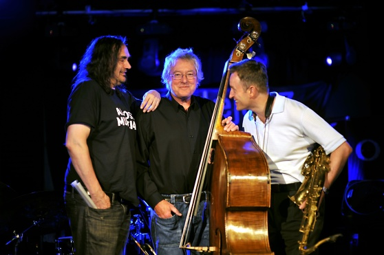 Paolo Vinaccia, Arild Andersen och Tommy Smith