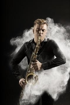 Marius Neset. foto Lisbeth Holten