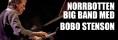 Norrbotten Big Band med Bobo Stenson tis 22 okt