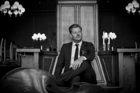 Martin Sjöstedt. foto Casper Hedberg