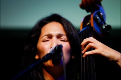 Katie Thiroux på The Rochester International Jazz Festival. foto Will Yurman