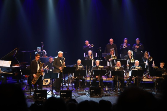 High Coast Jazz Orchestra. foto Maria-Thérèse Sommar